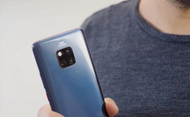 Test du Huawei Mate 20 Pro : image 4