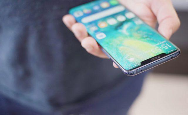 Test du Huawei Mate 20 Pro : image 5