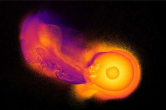 Collision Uranus