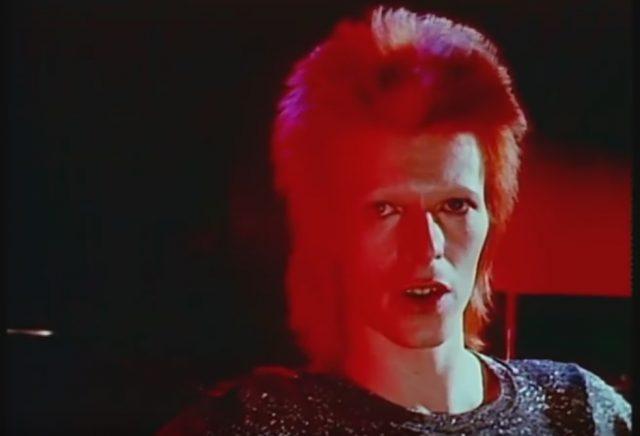 Un film sur David Bowie en préparation