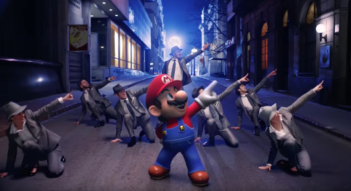 Super Mario Odyssey : « Jump Up, Super Star! » plagié dans un dessin animé chinois ?