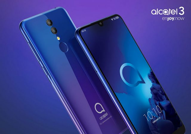 Alcatel 3 (2019) : image 2