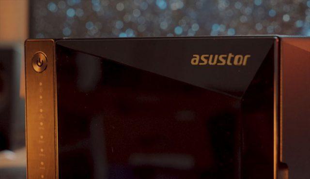 Test de l'Asustor AS4004T : image 4