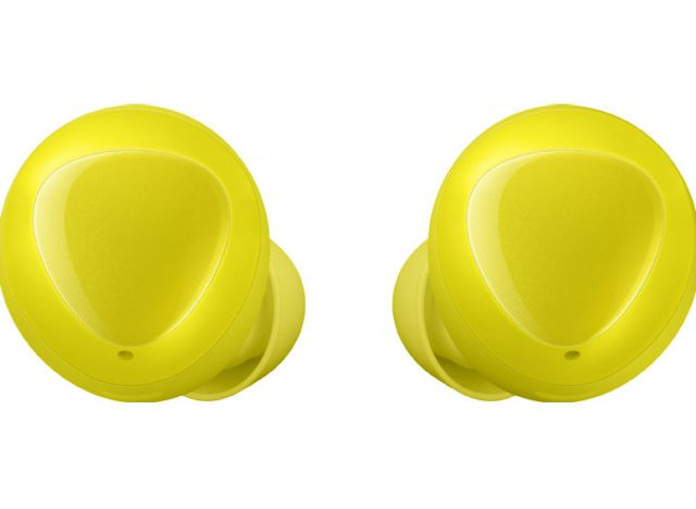 Galaxy Buds jaune : image 2