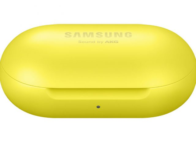 Galaxy Buds jaune : image 4