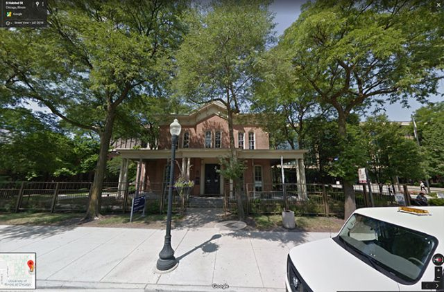Le musée Hull-House de Jane Addams à Chicago, Illinois