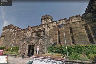 Eastern State Penitentiary à Philadelphie, en Pennsylvanie