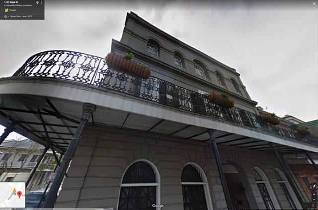 LaLaurie House à Nouvelle-Orléans, Louisiane