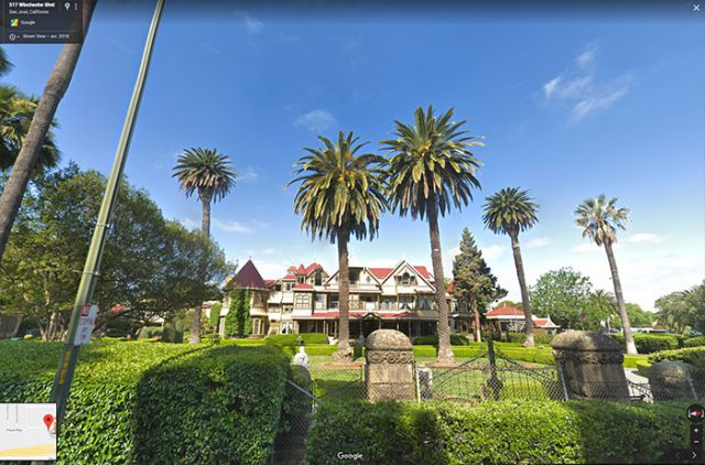 La Mystérieuse Maison Winchester à San José, en Californie