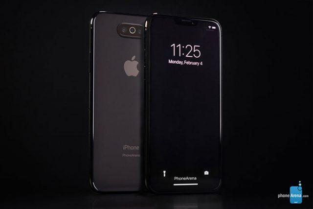 iPhone XI Black iOS : image 1