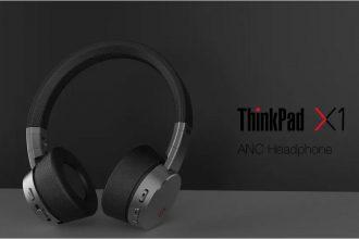 [MWC2019] Lenovo vient de présenter deux casques audio : le Thinkpad X1 et le Yoga