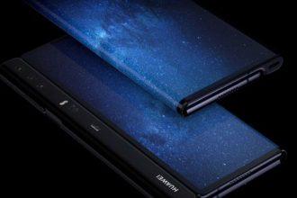 Huawei Mate X : image 1