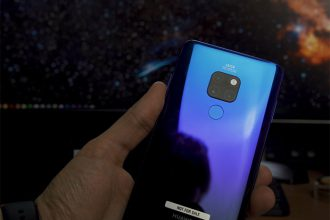 Prise en main du Huawei Mate 20 : image 1