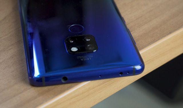 Prise en main du Huawei Mate 20 : image 3