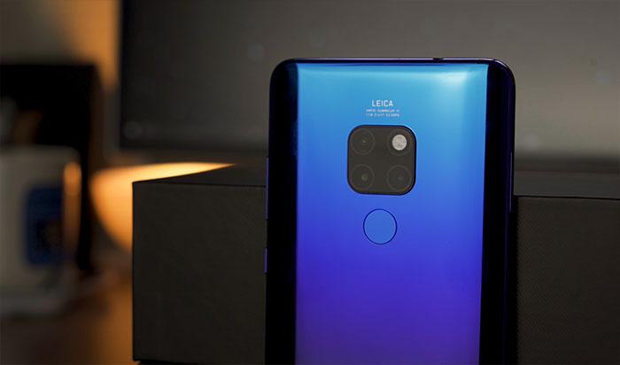 Prise en main du Huawei Mate 20 : image 4