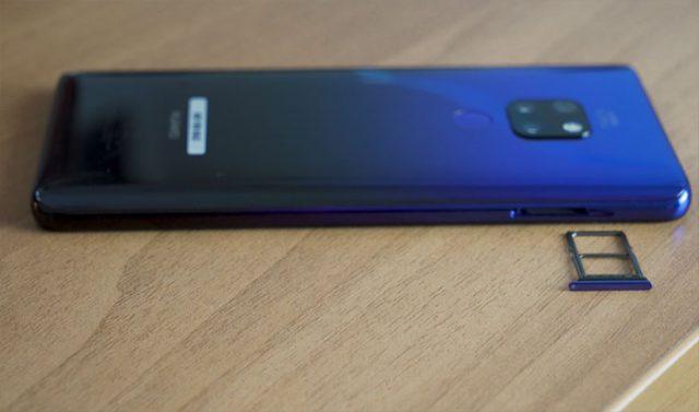 Prise en main du Huawei Mate 20 : image 7