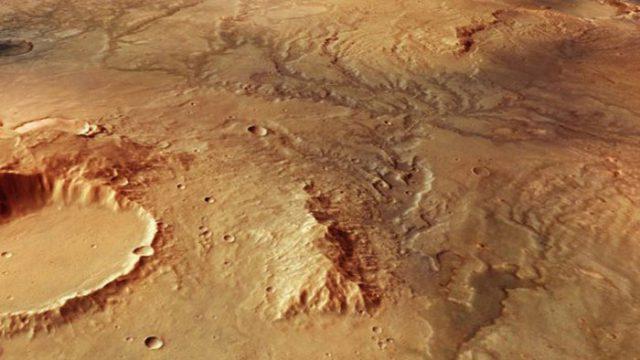 Rivières Mars