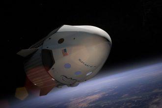 SpaceX a le feu vert de la NASA pour tester la capsule Crew Dragon