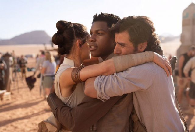 Fin tournage Star Wars Episode IX