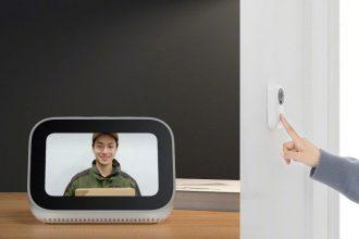 Xiao Ai Touchscreen Speaker Box