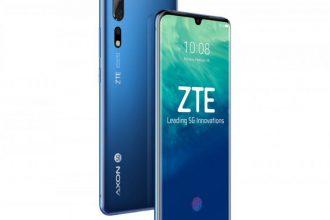 [MWC2019] ZTE de retour avec l'Axon 10 Pro 5G et le Blade V10