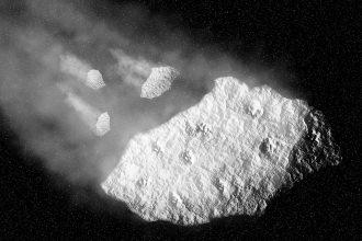 L'astéroïde Bennu accélère et les astronomes ne savent pas pourquoi