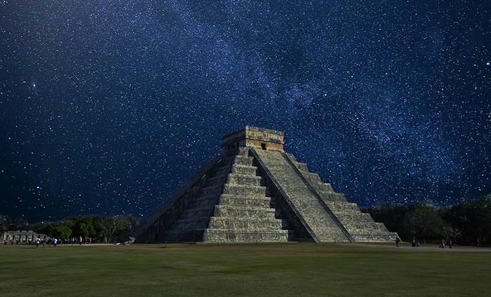 Les Mayas ont aussi dû faire face à un changement climatique