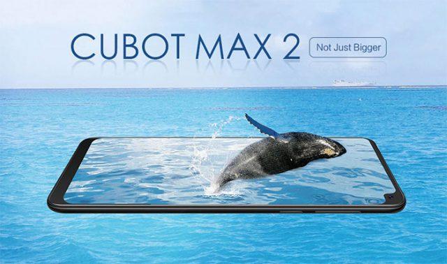 Cubot MAX2