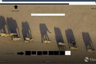 Microsoft Edge Chromium : image 1