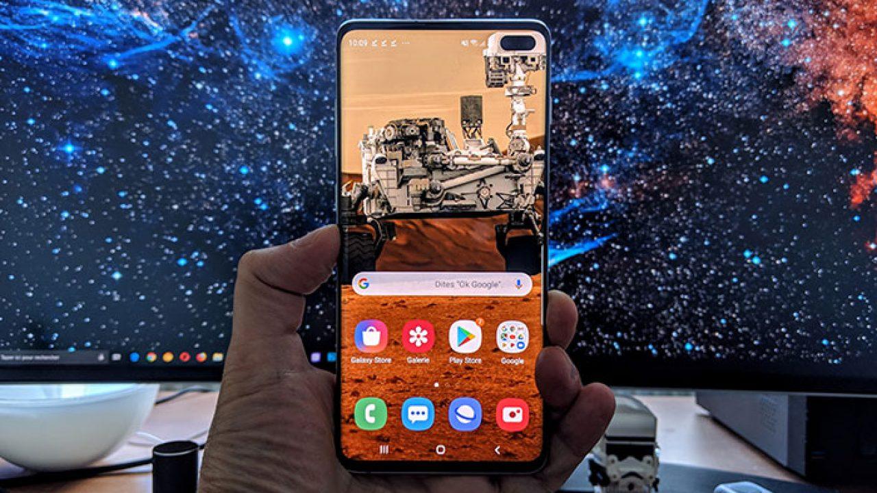 Galaxy S10e Galaxy S10 Galaxy S10 Des Fonds D Ecrans
