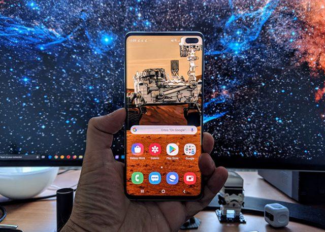 Galaxy S10 Fun