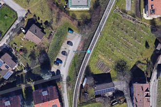 Google Maps Vevey