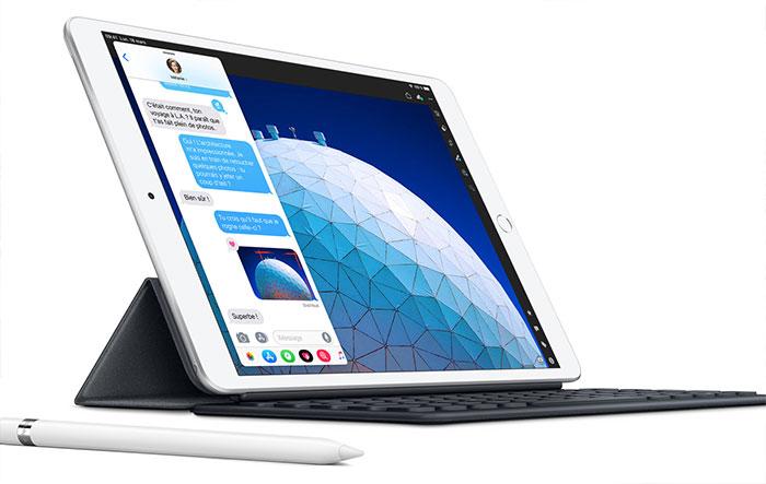 🔥 L'iPad Air 2019 à 446 € et l'iPad 9.7 pouces à 269 € chez Rakuten