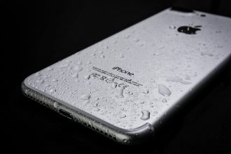 iPhone XI : du tactile sous l'eau pour plus de commodités