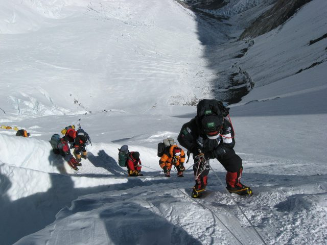Quand les glaciers fondent, les cadavres se révèlent