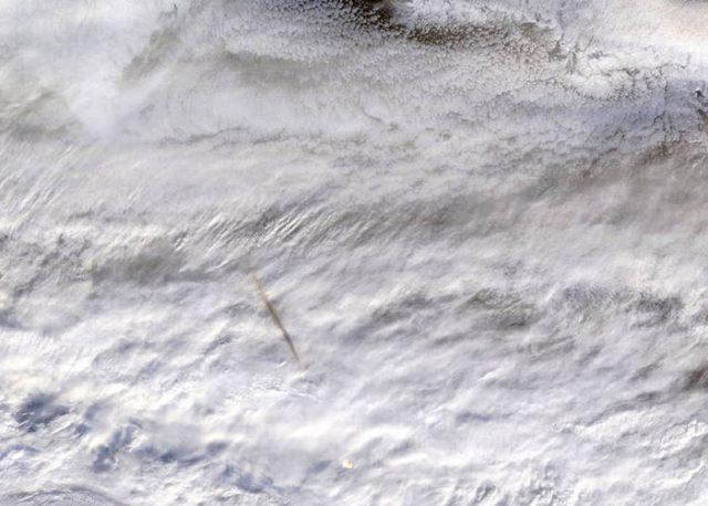 Explosion météore NASA