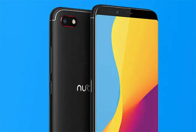 Nubia V18
