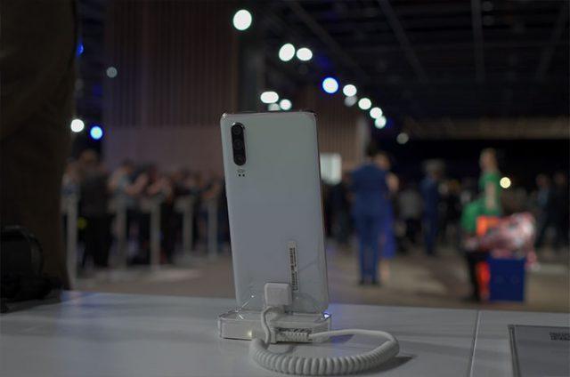 Huawei P30 : image 3