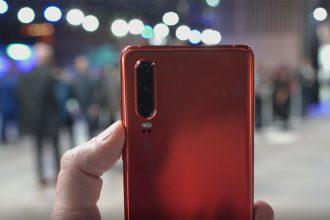 Huawei P30 : image 4