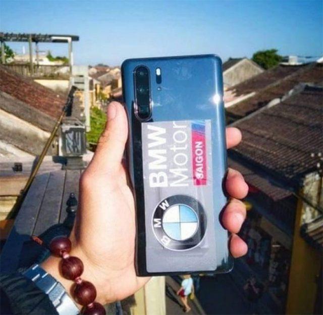 Huawei P30 Pro : photo 3