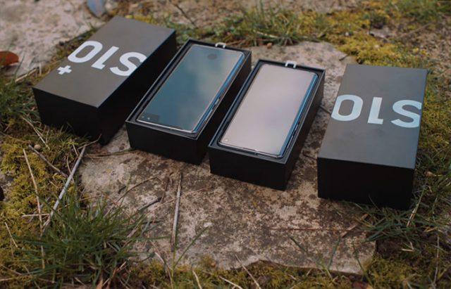 Prise en main des Galaxy S10 et Galaxy S10+ : image 2