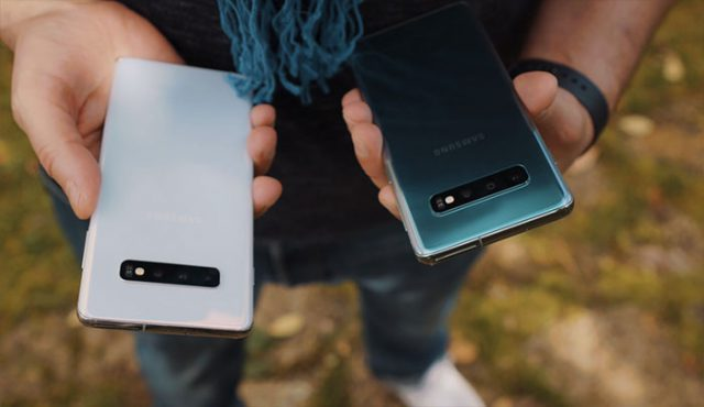 Prise en main des Galaxy S10 et Galaxy S10+ : image 6
