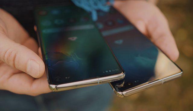 Prise en main des Galaxy S10 et Galaxy S10+ : image 9
