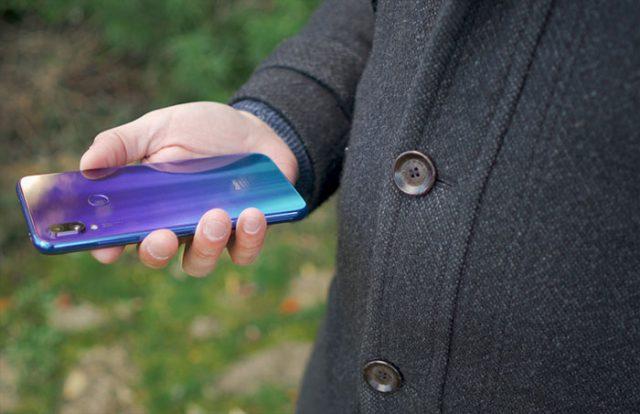 Prise en main du Xiaomi Redmi Note 7 : image 3