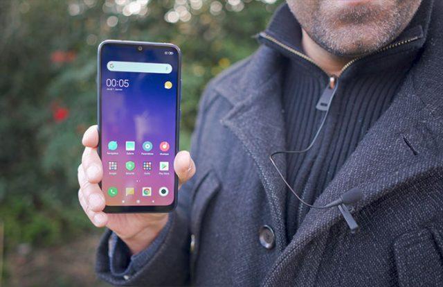 Prise en main du Xiaomi Redmi Note 7 : image 5