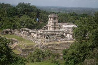 Quand le LiDAR permet de mettre au jour d'anciennes fortifications mayas