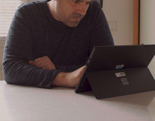 Test de la Surface Pro 6 : image 1