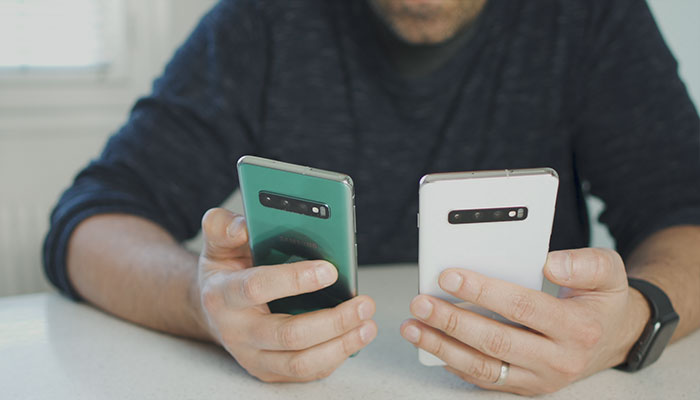 Les Galaxy S10e, S10 et S10+ peuvent désormais goûter à Android 10, mais pas partout
