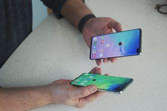 Test des Galaxy S10 et Galaxy S10+ : image 9