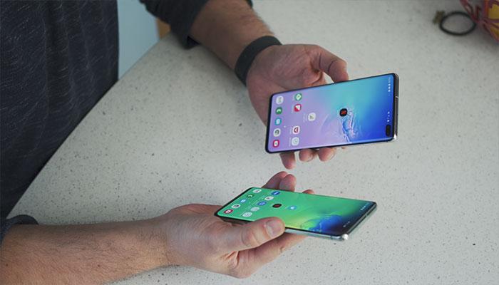 Le Galaxy S11 aura peut-être droit à un SoC gravé en 5 nm